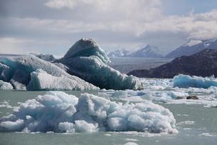 パタゴニアの氷河の写真素材 [FYI02912961]