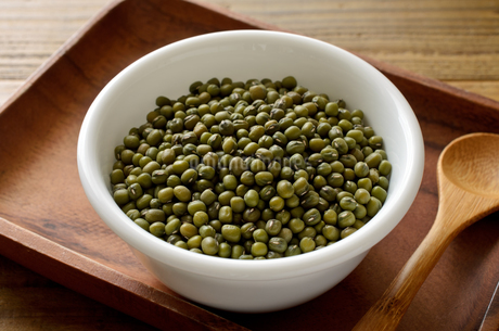 緑豆の写真素材 [FYI02914931]
