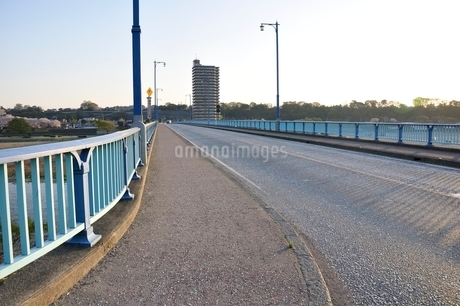 かながわの橋100選 高田橋の写真素材 [FYI02915098]