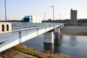 かながわの橋100選 高田橋の写真素材 [FYI02915099]