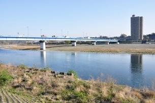 かながわの橋100選 高田橋の写真素材 [FYI02915134]