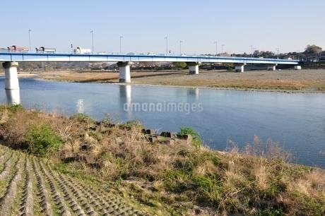 かながわの橋100選 高田橋の写真素材 [FYI02915135]