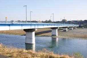 かながわの橋100選 高田橋の写真素材 [FYI02915138]