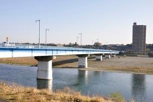 かながわの橋100選 高田橋の写真素材 [FYI02915139]