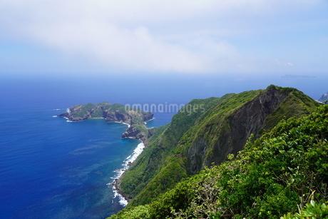 乳房山から見た東崎の写真素材 [FYI02915532]