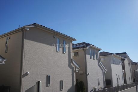 住宅の写真素材 [FYI02917246]