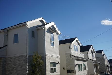 住宅の写真素材 [FYI02917248]