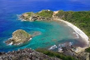母島の南崎の写真素材 [FYI02917331]