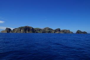 姪島の東側の写真素材 [FYI02917395]