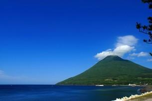 開聞岳(百名山)の写真素材 [FYI02917417]