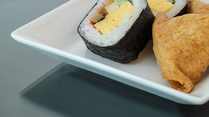 助六寿司の写真素材 [FYI02917591]