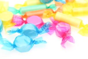 ラムネ菓子の写真素材 [FYI02917596]