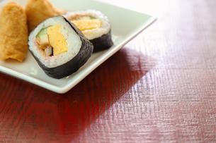 助六寿司の写真素材 [FYI02917700]