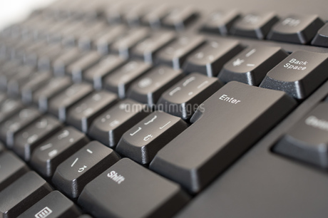 パソコンのキーボードの写真素材 [FYI02922162]