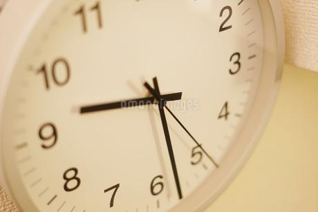 時計イメージの写真素材 [FYI02922592]