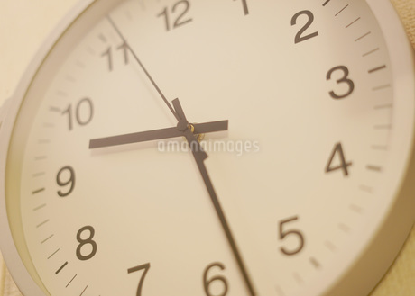 時計イメージの写真素材 [FYI02922593]