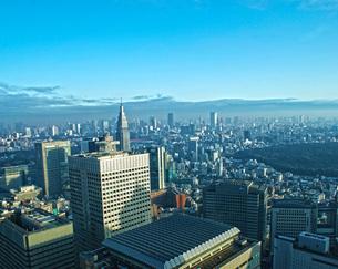 東京の街並みの写真素材 [FYI02922611]