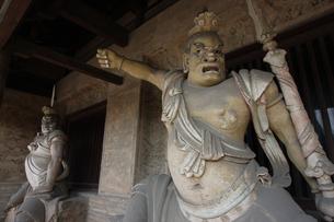彫刻 Shuanglin Templeの写真素材 [FYI02923080]