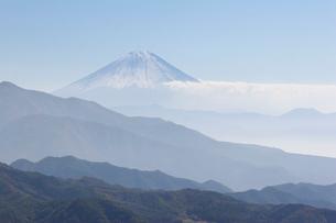 富士山の写真素材 [FYI02923278]
