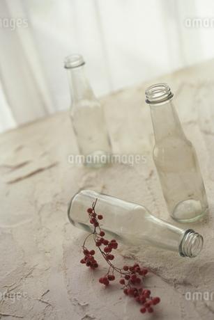 空き瓶の写真素材 [FYI02924285]