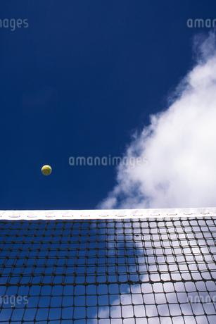 テニスイメージの写真素材 [FYI02924314]
