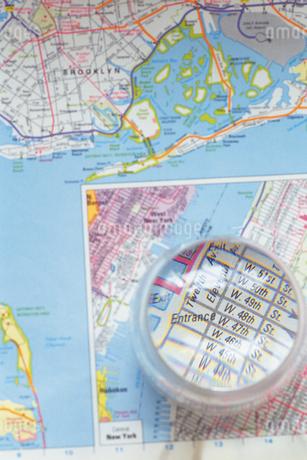 地図の写真素材 [FYI02925713]
