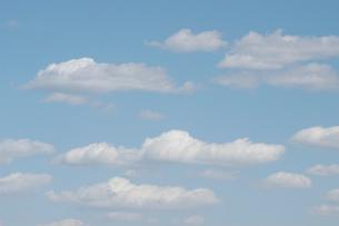 空と雲の写真素材 [FYI02927086]