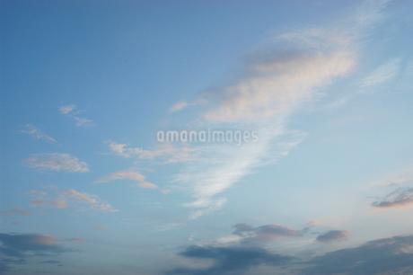 雲の写真素材 [FYI02927106]