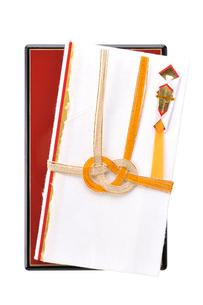 ご祝儀袋の写真素材 [FYI02927610]