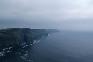 モハーの断崖の写真素材 [FYI02927667]