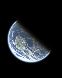 地球のイラスト素材 [FYI02927756]