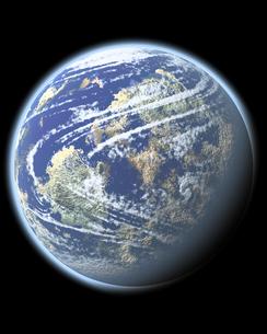 地球のイラスト素材 [FYI02927760]