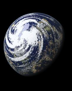 地球のイラスト素材 [FYI02927762]