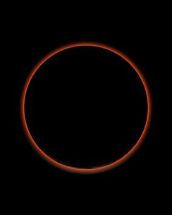 日食のイラスト素材 [FYI02927770]