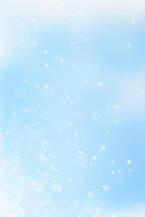 空と水しぶきの写真素材 [FYI02927921]