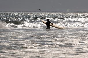 コロナドビーチの写真素材 [FYI02928234]