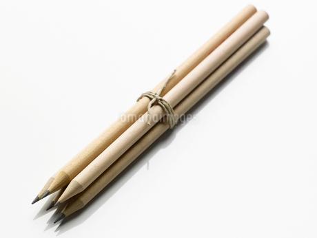 Bundle of pencilsの写真素材 [FYI02928666]