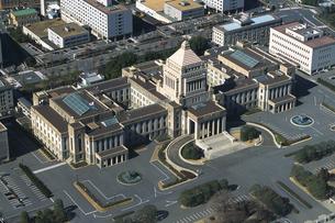 国会議事堂の写真素材 [FYI02928787]