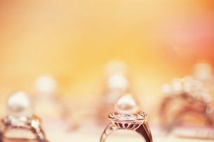真珠の指輪の写真素材 [FYI02928940]