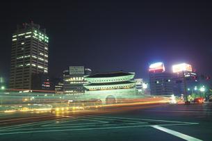 韓国の夜景の写真素材 [FYI02929195]