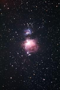 オリオン座大星雲M42の写真素材 [FYI02929355]