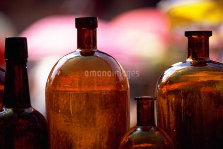 空き瓶の写真素材 [FYI02929499]