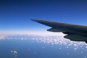 ニューヨーク上空の写真素材 [FYI02929501]