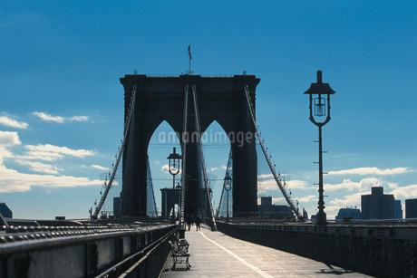 橋の写真素材 [FYI02929505]