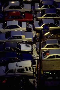 駐車場の写真素材 [FYI02929521]
