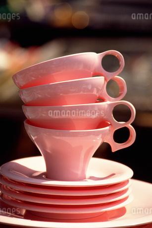 コーヒーカップの写真素材 [FYI02929548]