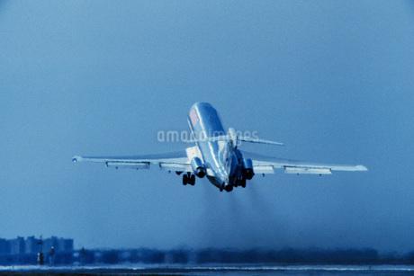 旅客機の写真素材 [FYI02929664]