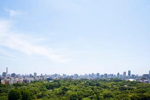 東京の風景の写真素材 [FYI02933537]