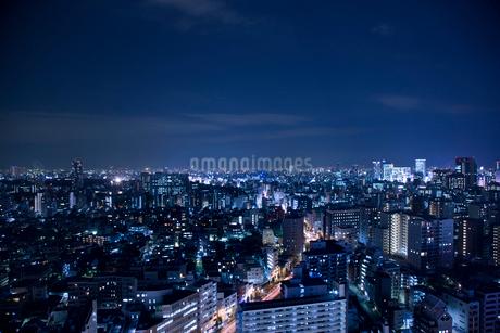東京の夜景の写真素材 [FYI02933539]