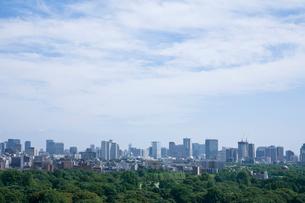東京の風景の写真素材 [FYI02933541]